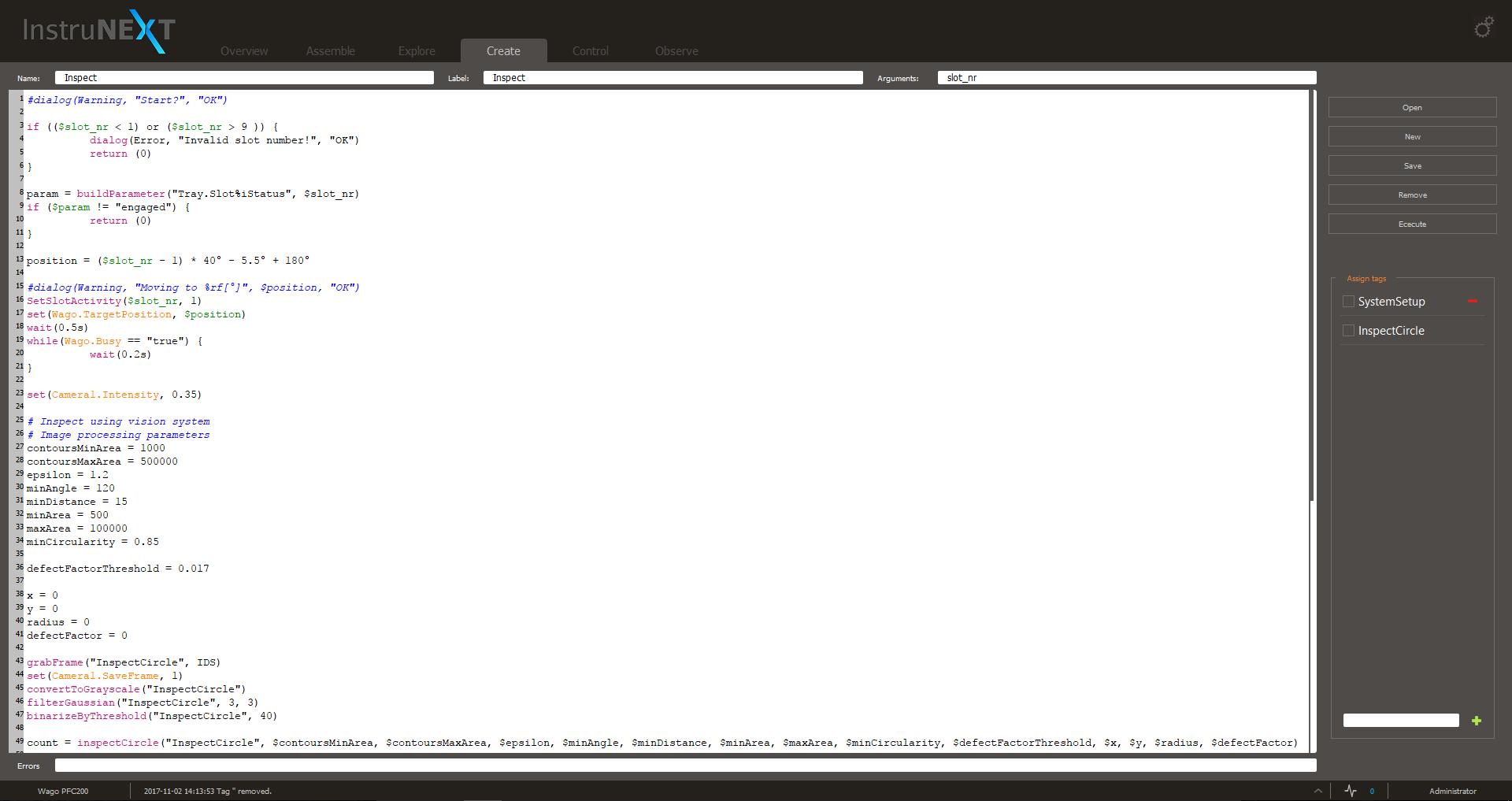 Ui Skriptsprachen Software